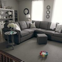 Stylish Grey Sofa and Sectional Options