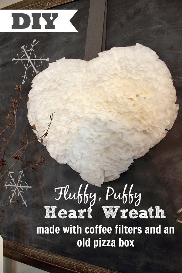 My very favourite ways to decorate for free! Puffy Heart