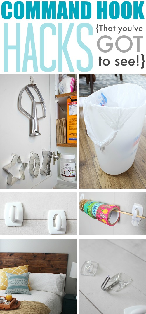 There are so many amazing uses for Command Hooks! Here are just a few of my favorites to get you started!