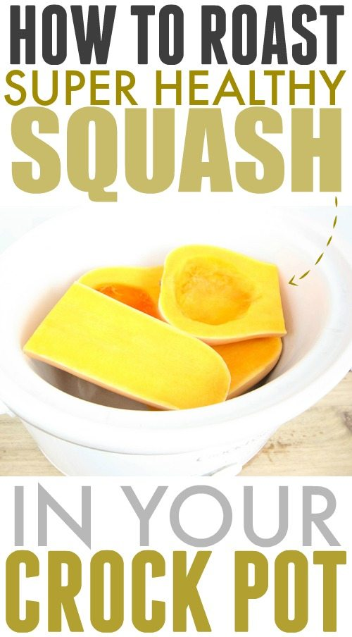Learning how to cook squash in the Crock Pot is a game changer! Who knew that delicious, healthy squash could be made with almost no effort at all? Definitely pull out the slow cooker the next time that squash is on the menu!