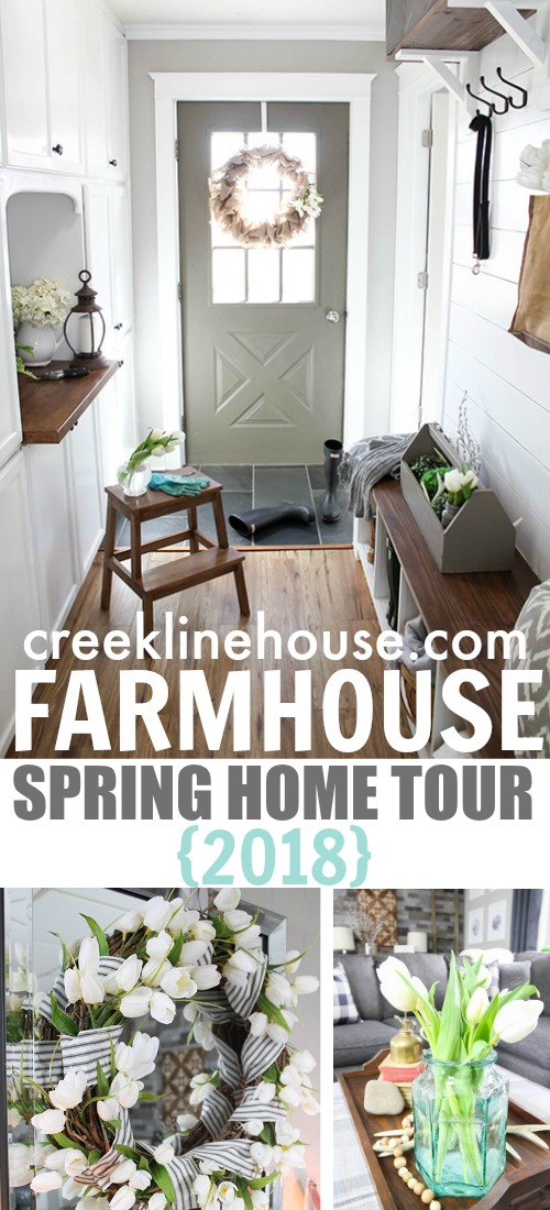 spring home tour 2018 - Beautiful Home Tours