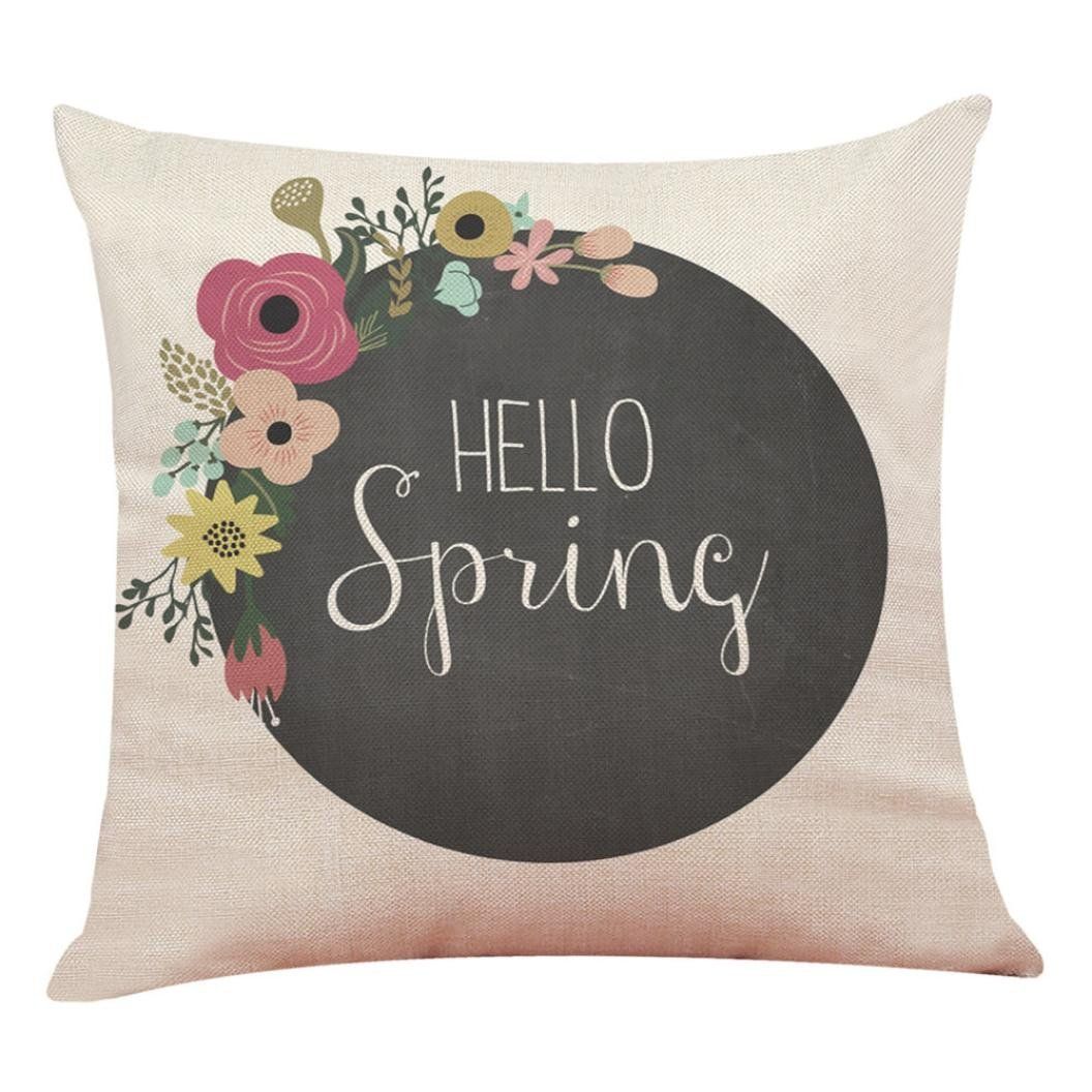 Spring Pillow Covers Under $10 The Creek Line House