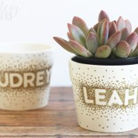 DIY Sharpie Home Decor Projects