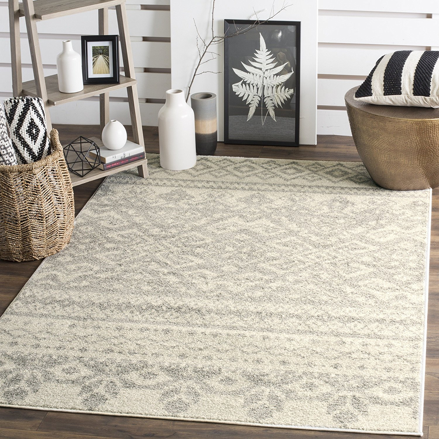 Gorgeous Farmhouse Style Area Rugs Under 100