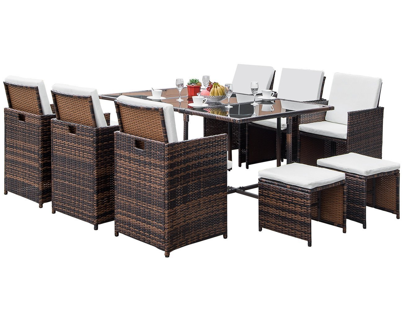 Stylish and Comfortable Patio Furniture on a Budget!