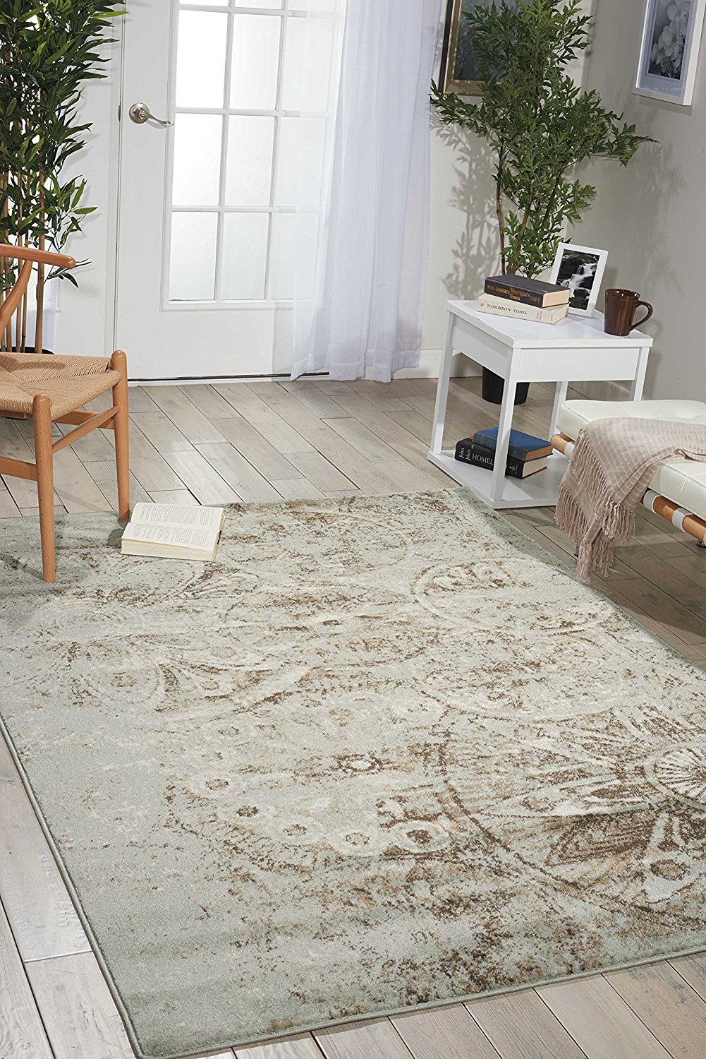Gorgeous Farmhouse Style Area Rugs Under $100!