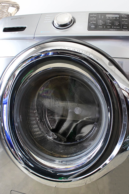 Front load washers are great for a lot of reasons, but they can also come with their challenges. Today I'm sharing our experience with our front load washer and dryer so you can make an informed decision if you've been thinking of purchasing new laundry machines.