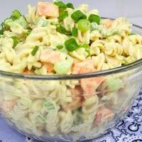Classic Family Favourite Pasta Salad