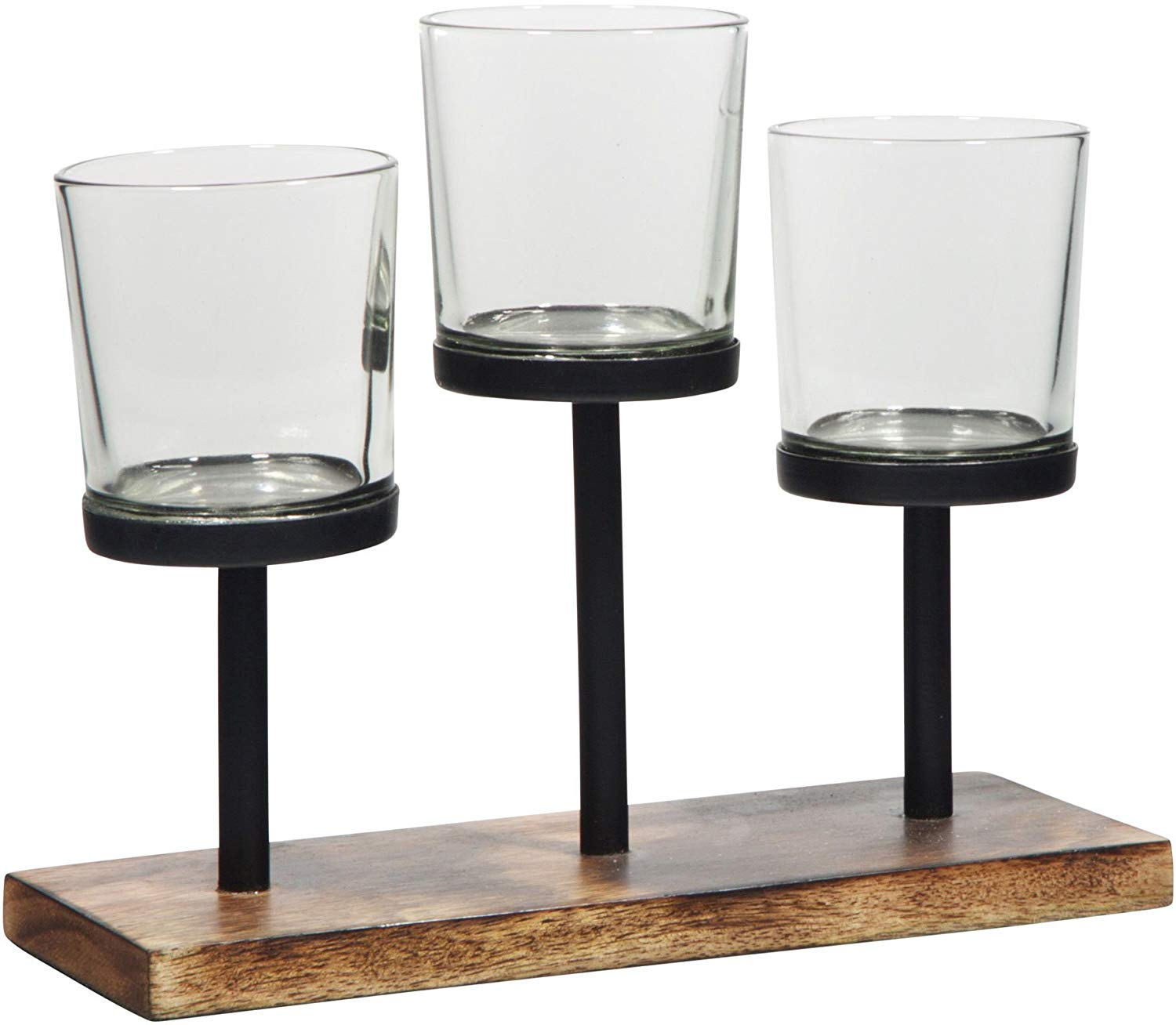 Rustic Farmhouse Style Candle Holders Under $25!