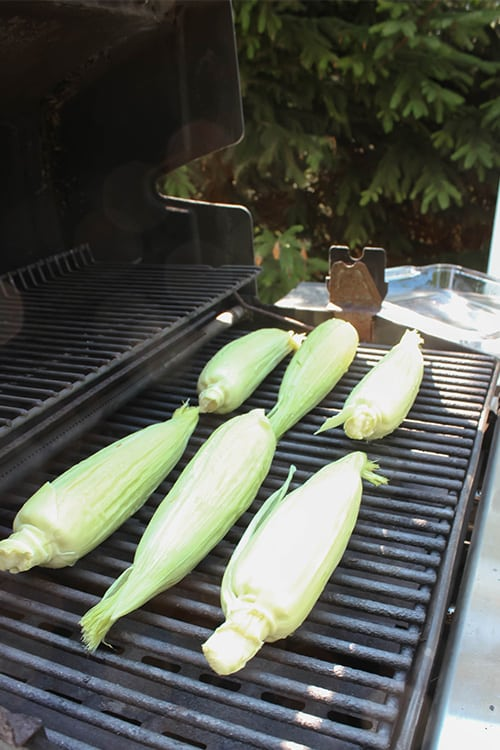 Grilled corn on the cob is something our family looks forward to every summer. There really is no better way to make it! If you're never tried it before, here's how to grill corn on the cob!