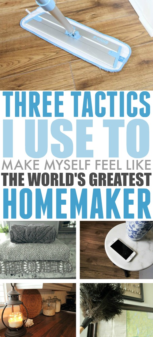 It can be easy to start feeling overwhelmed and unmotivated when it comes to keeping up with your cleaning and organizing around the house. Here are three of my favourite homemaking shortcuts that always help me get my head back in the game!