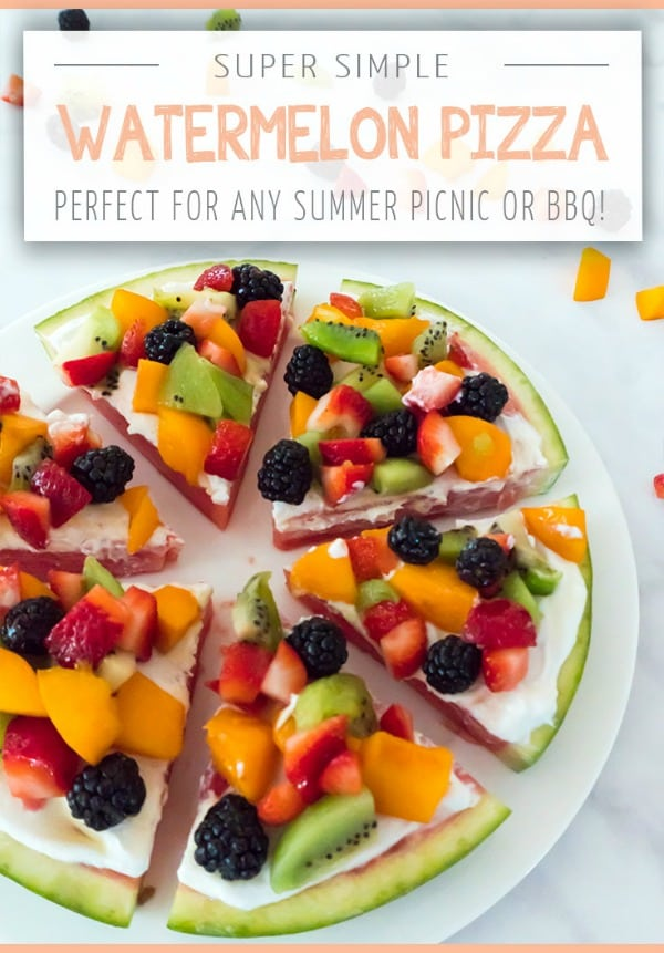 If you're searching for a fun summer dessert idea that's a little more on the healthy side, look no further than these fruit pizza recipes!