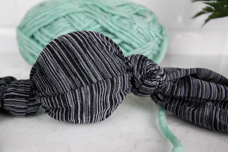 These DIY wool dryer balls are a great alternative to heavily-scented store bought dryer sheets that often contains harsh chemicals. Plus they're fun to make!