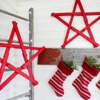 Scrap Wood Christmas Decor Ideas