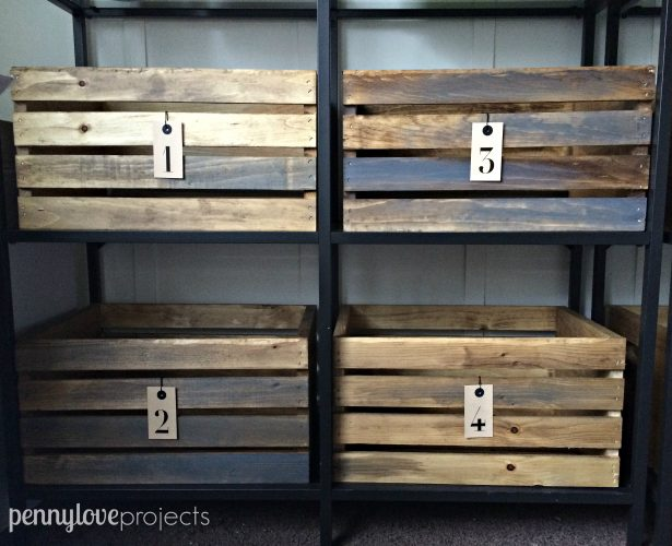 Fun & Easy Crate Projects for Your Home!