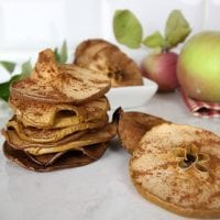 Simple Baked Apple Chips