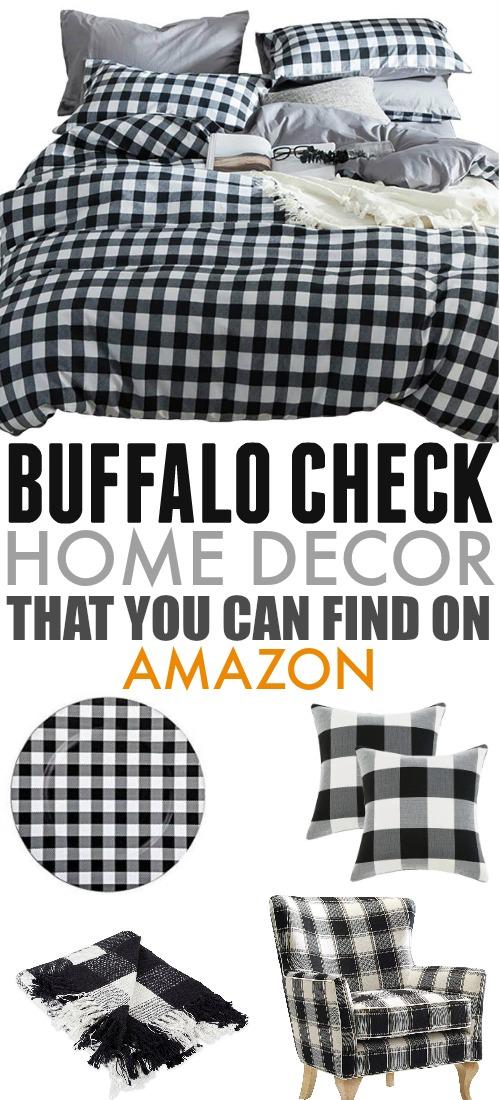 Buffalo Check Decor Ideas The Creek Line House