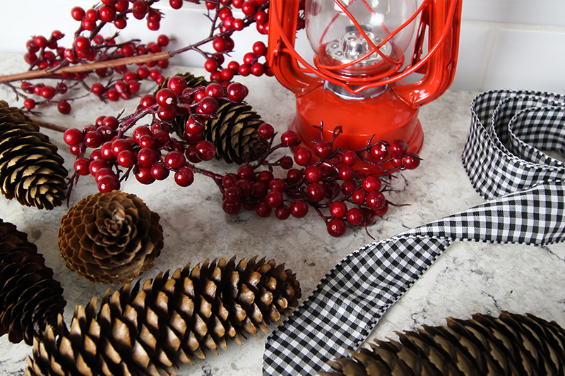 DIY Scented Pinecones Using Essential Oils