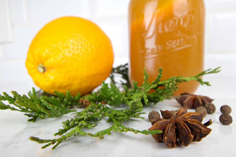 Mulled Cider - Ingredients for your mulled cider