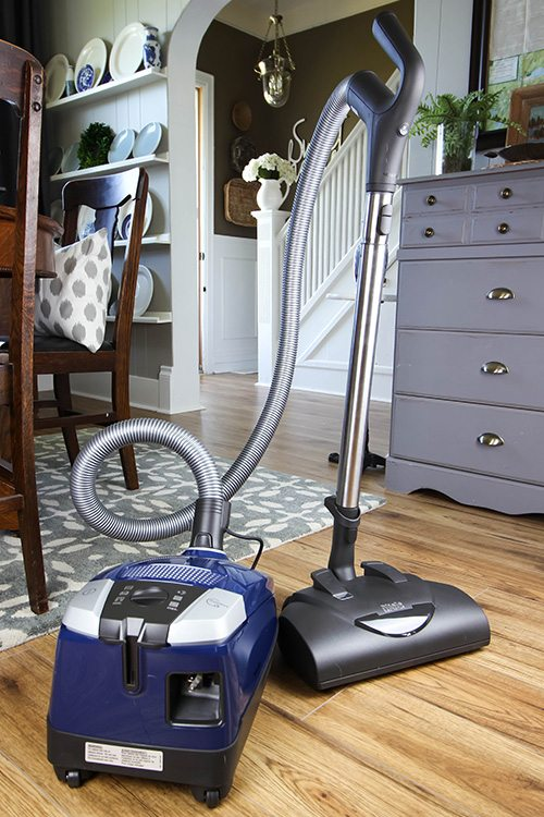 Cleaning tasks that you're doing too often: Vacuuming