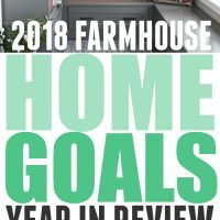 2018 Home Goals Year in Review