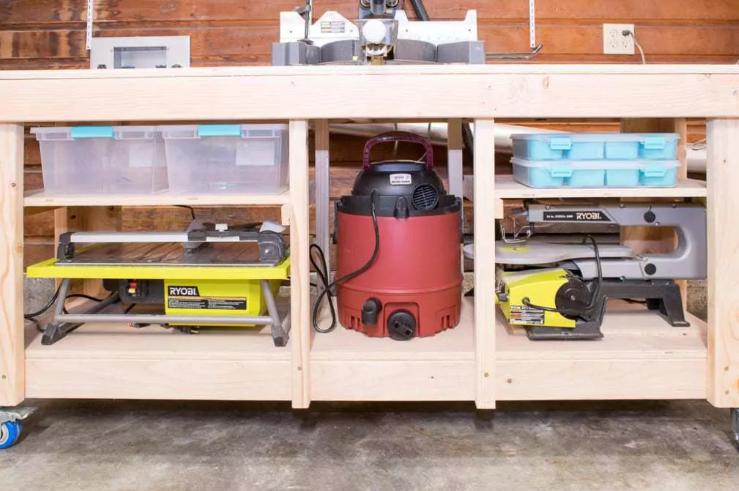 Garage Organization Ideas #Organization #OrganizationIdeas #GarageOrganization