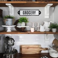 Everything You Need to Know Before You Install Open Shelving in Your Kitchen