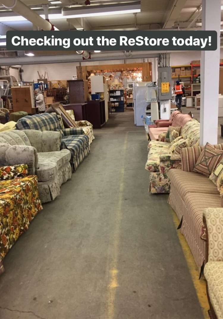 Have you ever wondered just how people find these great items to use in their homes at Habitat for Humanity ReStore locations? It helps to know what to look for. Here's what to buy form the ReStore!