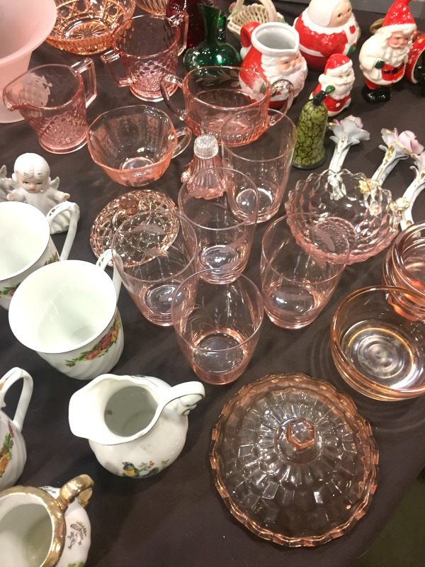 What to Buy at Garage Sales: Glassware