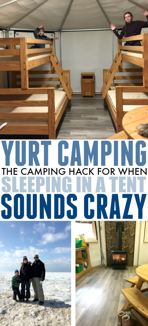 Yurt camping is a great solution for so many different situations. Whether you want to get out into the great outdoors, but don't really love the idea of tent camping, or whether the temperature is just a little too chilly, yurt camping might be just the thing for you!