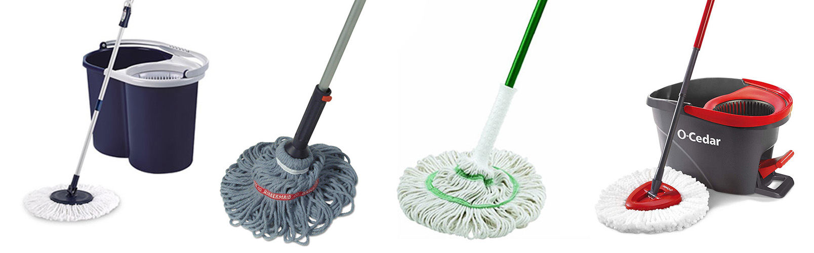 The Top Ten Spring Cleaning Helpers From Amazon - Twist and Shout Mop | Ratchet Twist Mop | Tornado Mop | Easy Wring Spin Mop