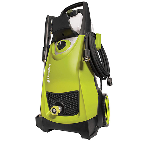 Prepare Your Outdoor Areas - Pressure Washer