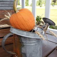 Top Ten Dollar Store Fall Decor Finds