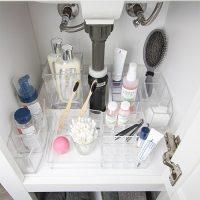 How to Organize a Tiny Bathroom Vanity
