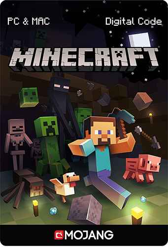 Minecraft for Mac or PC