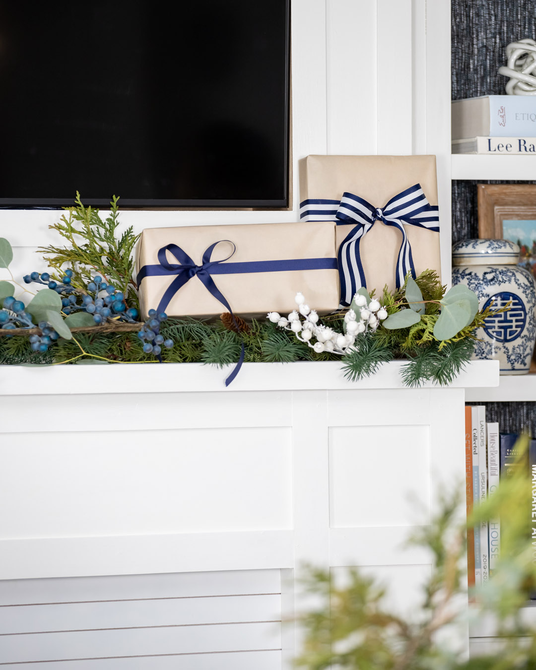 If you're finding that your Christmas decor doesn't look quite right to you for some reason, and you struggle to figure out what you're doing wrong year after year, the solution might be much simpler than you realize!