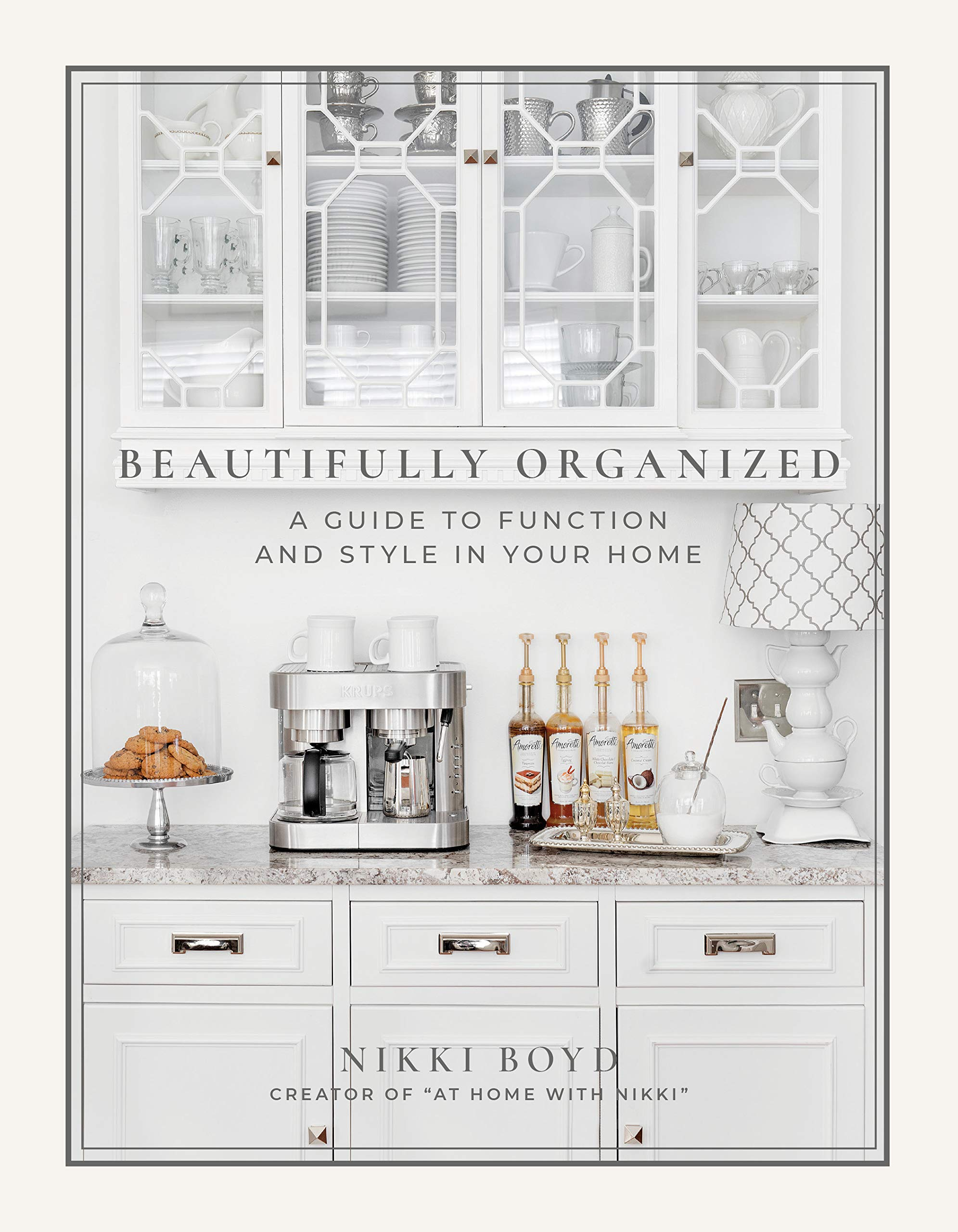 Bookshelf Styling finds from Amazon: Beautifully Organized