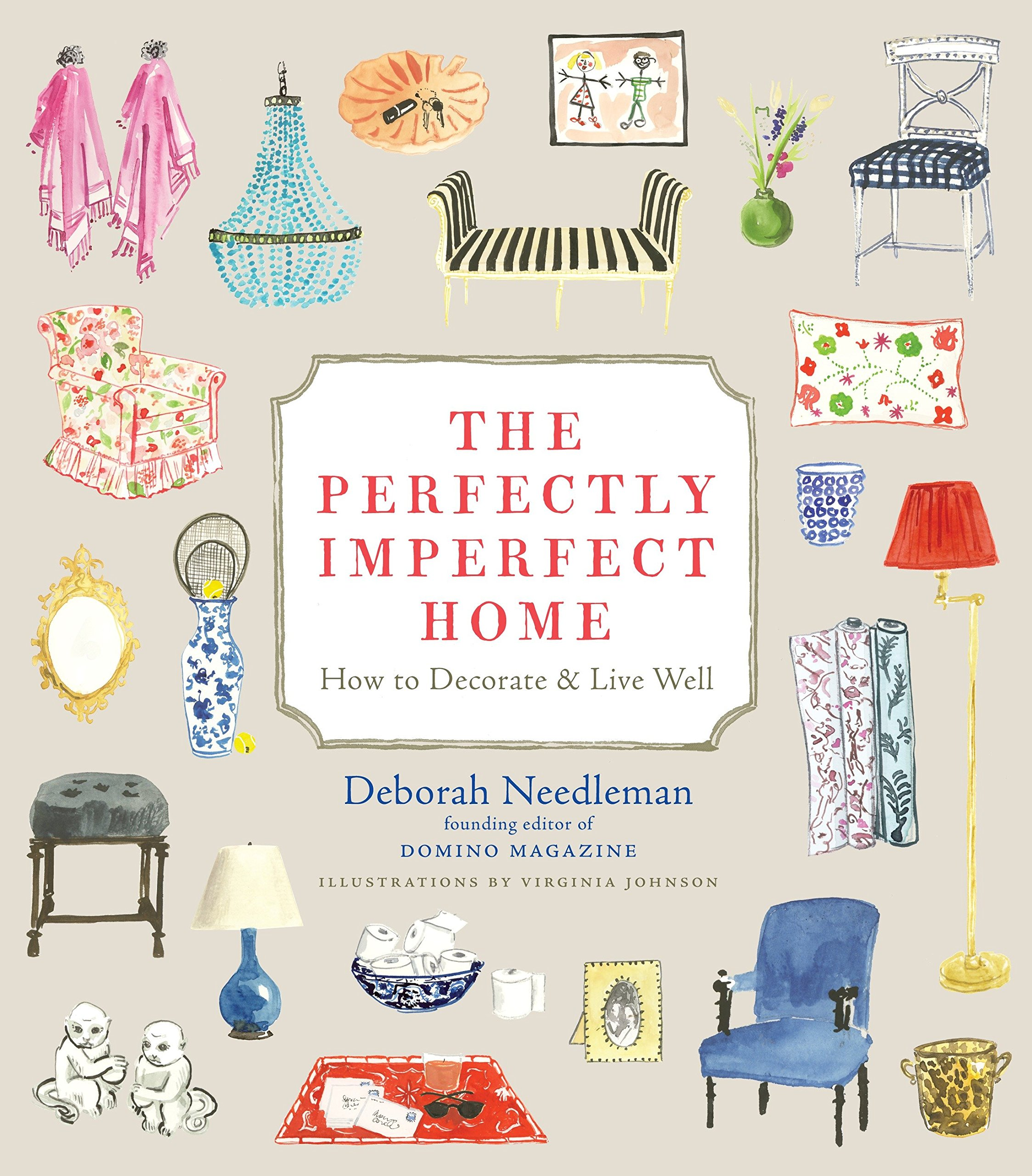 Bookshelf Styling Amazon Finds: The Perfectly Imperfect Home