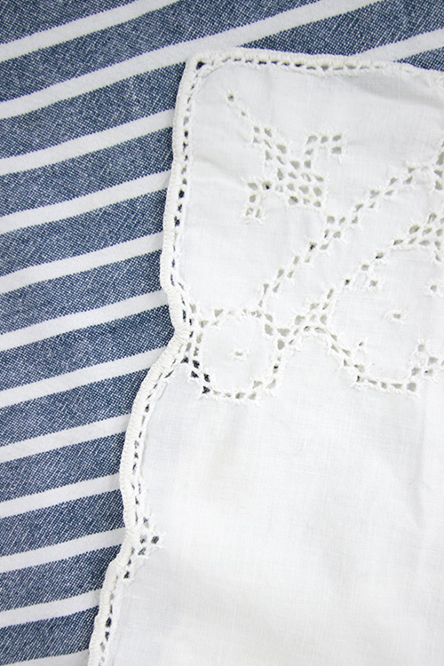 What to Always Buy From Thrift Stores: Table Linens