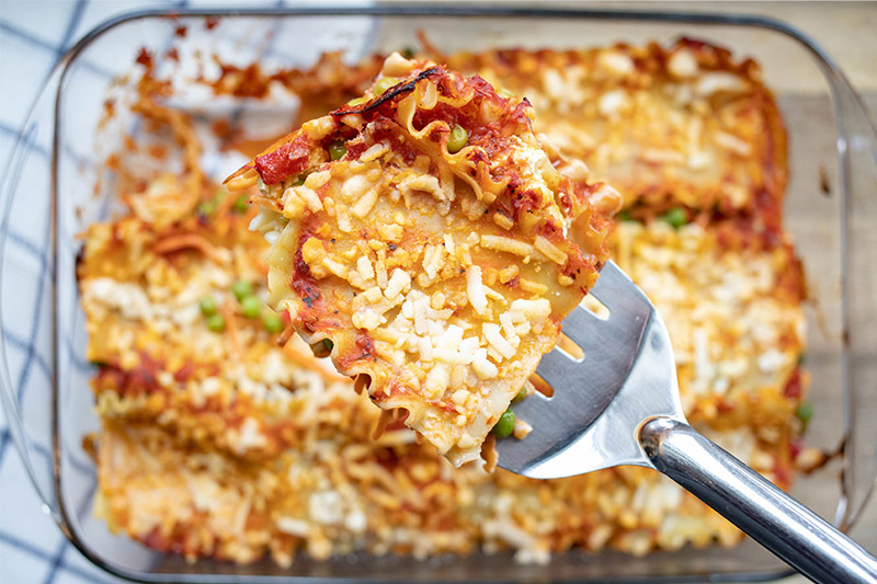 The ultimate plant-based lasagna recipe