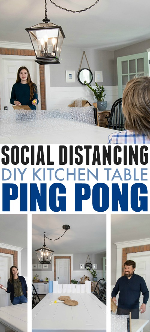 Check out this fun, social distancing family activity using objects from around your home. It's the how-to that you figure out how-to yourselves, together!