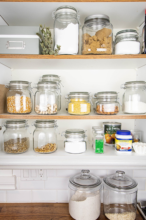 Our pantries are precious commodities right now and a well-stocked pantry can really make meal preparation easier and help you avoid unnecessary trips to the store. Here's how to protect them and keep pests out of the pantry.