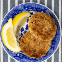 Plant-Based Crab Cakes
