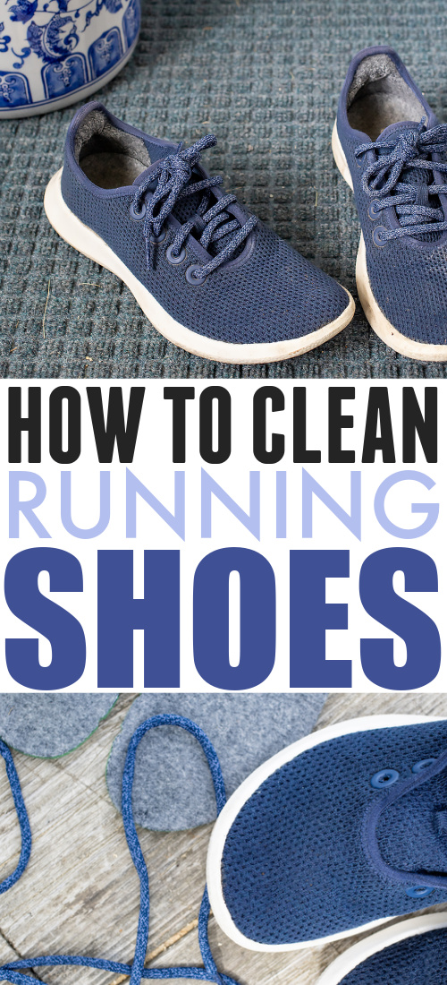 In today's post I'll be sharing with you my tips for how to clean running shoes. Definitely a very helpful thing to know how to do!