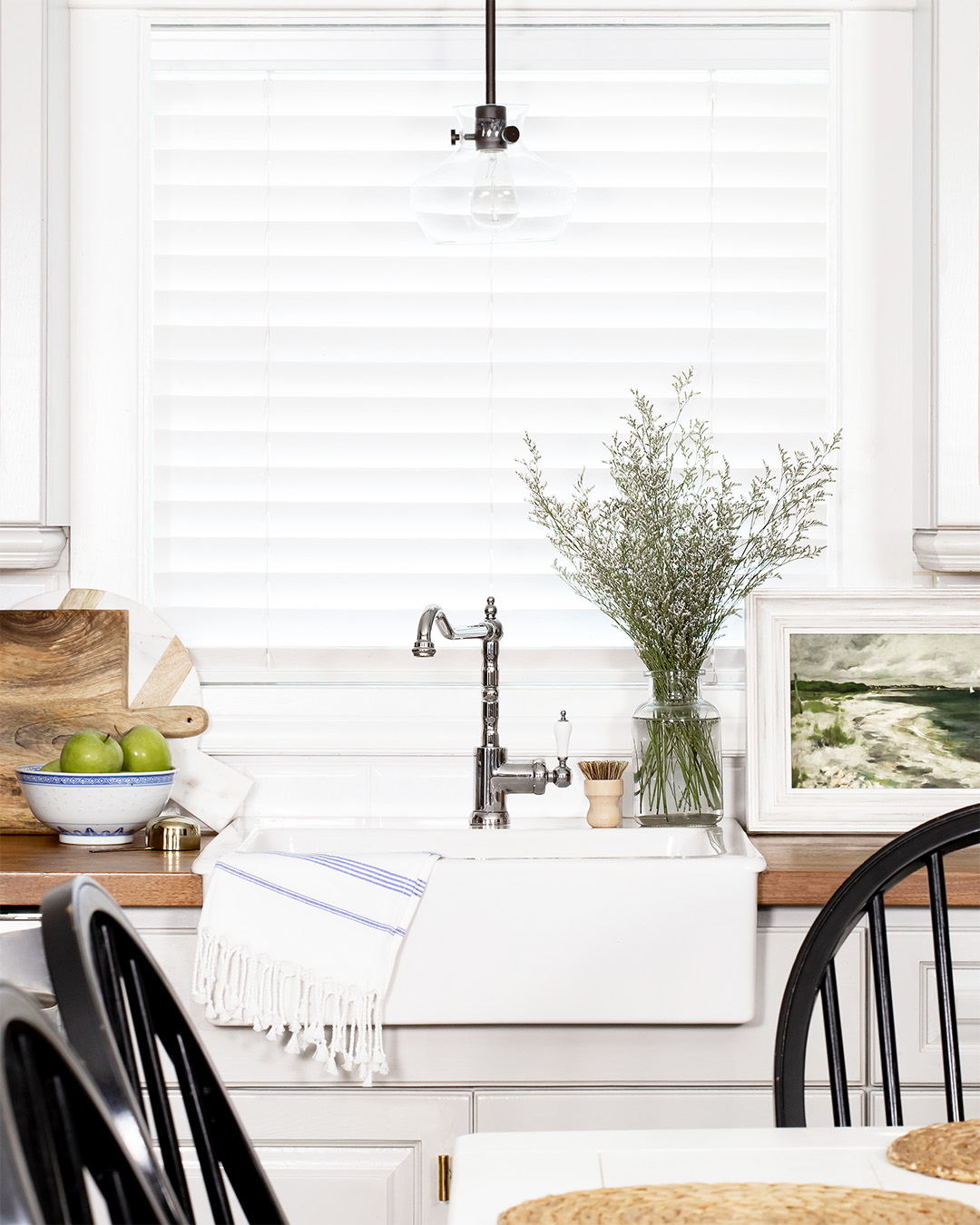 We've gotten so many questions about this IKEA farmhouse sink since we first installed it five years ago, so I thought it was time for an update!