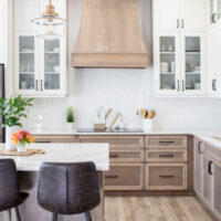 How to Style Around a Stove