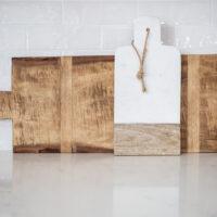 DIY Giant Cutting Board