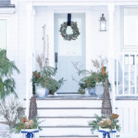 Christmas Front Porch 2020