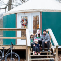 Five Things on a Friday – Yurtmas Edition!
