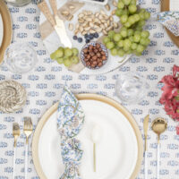 How to do the Simple Knot Napkin Fold